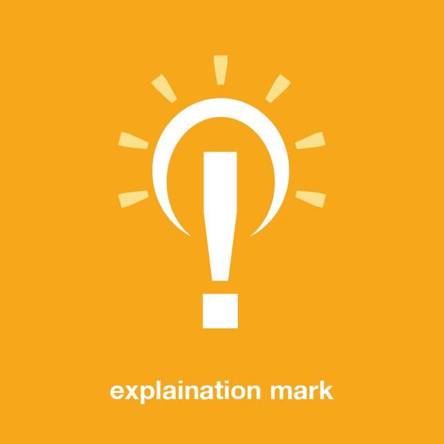 Explaination Mark