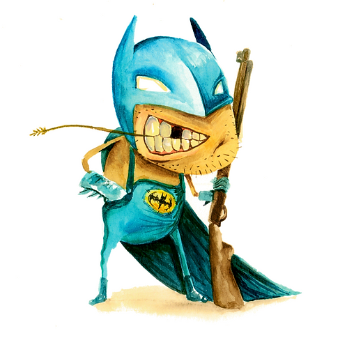 The Dark Knight of the Ozarks