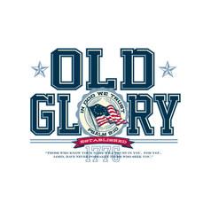Old Glory Varsity