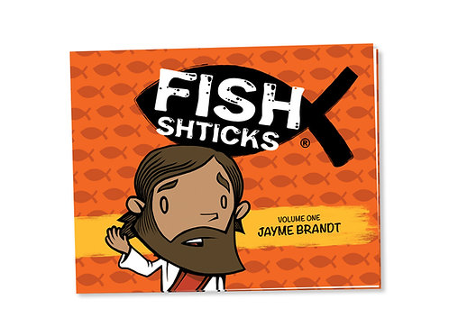 Indie Comic : Fish Shticks Volume 1