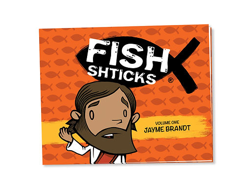 Indie Comic : Fish Shticks Volume 1