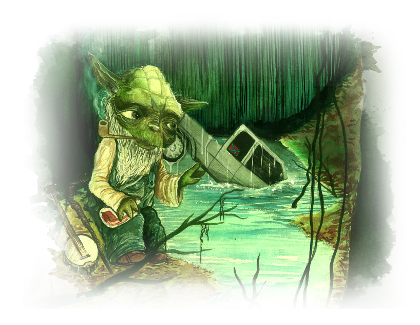 Yoda of the Ozarks