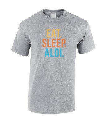 Eat Sleep Aldi