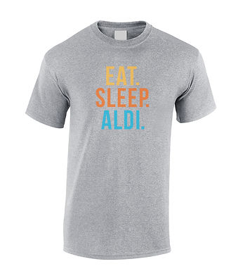 Eat Sleep Aldi