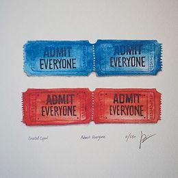 Admit Everyone - Created Equal Series