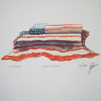 Covered in Freedom - Created Equal Series