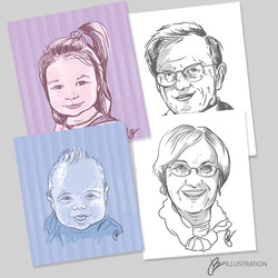 Family Sketches