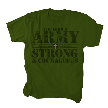 Lord's Army T-shirt