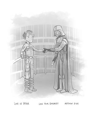Luke vs.Vader
