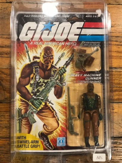 Roadblock series 3 GIJOE