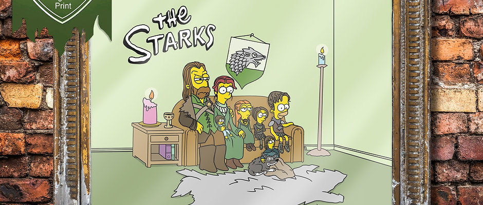 The Starks of Springfield