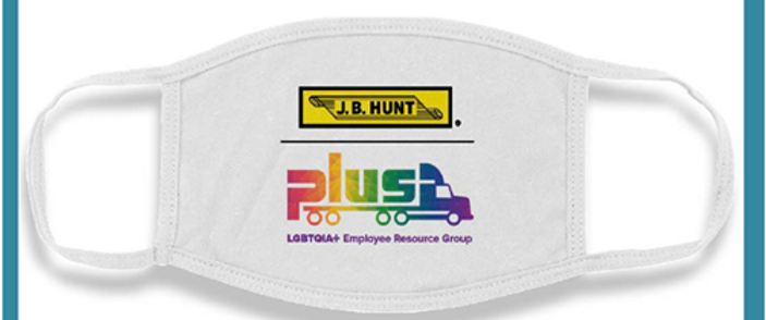 J.B. Hunt PLUS Mask