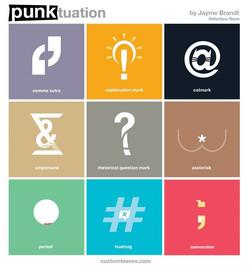PUNKtuation Poster