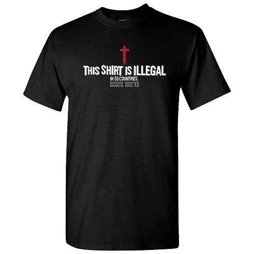 Illegal Tee
