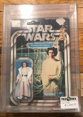 Princess Leia - Star Wars 12 Back-B
