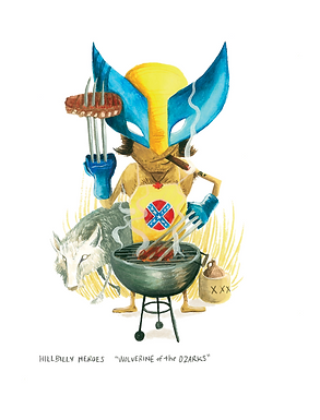 Wolverine of the Ozarks