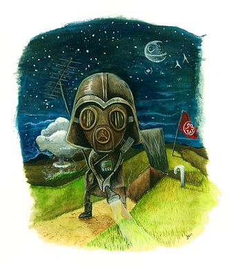 Vader of the Ozarks