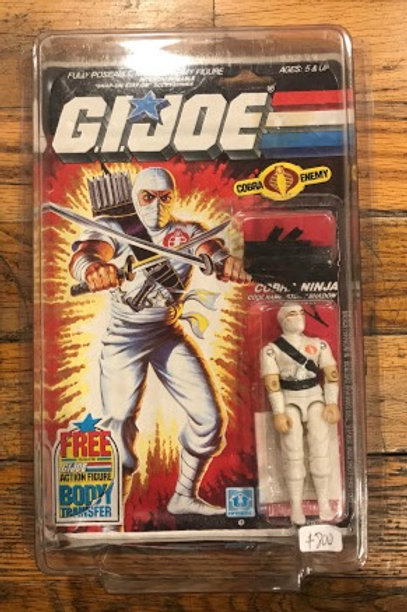 Storm Shadow 1984 GIJOE