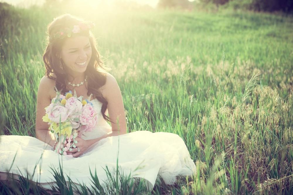 Chatfield Botanic Gardens Wedding - Flowers