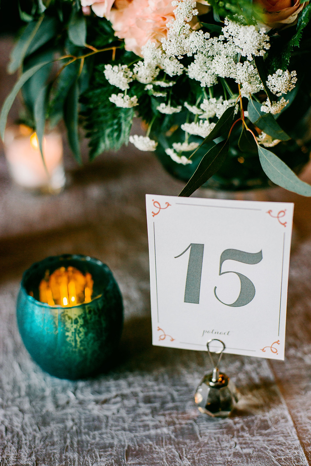 Denver Botanic Garden Wedding Florist - arrangements