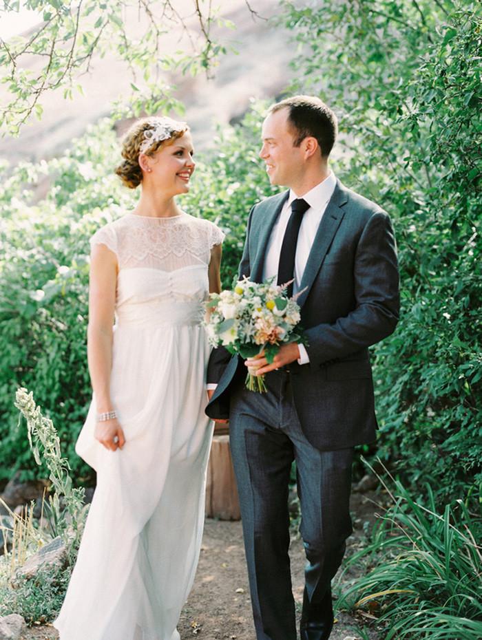 Colorado Wedding Flowers - Bride Bouquet