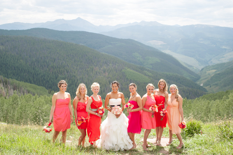 Donovan Pavilion – Vail, Colorado Wedding Florist
