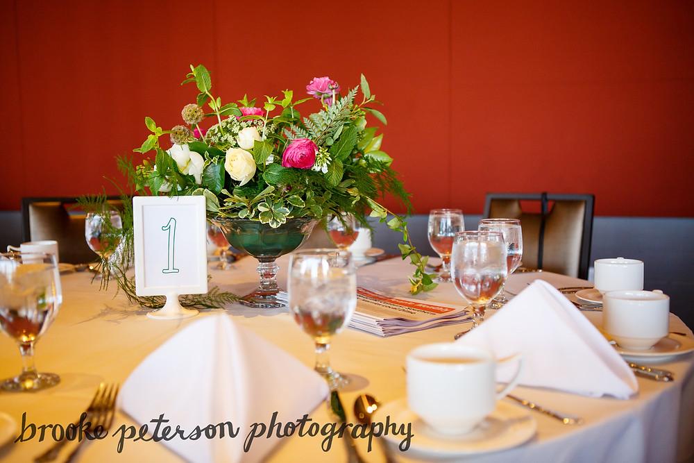 Mount Vernon Country Club Wedding Florist