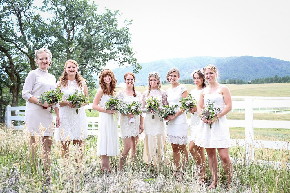 Crooked Willow Farms Wedding Flowers by a Denver Florist