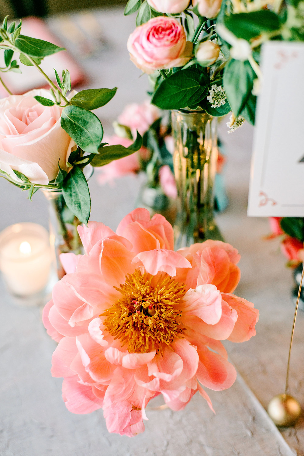 Denver Botanic Gardens Wedding Flowers