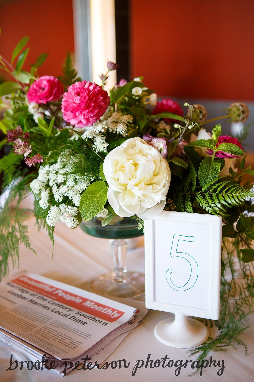 Colorado Wedding Florist at Mount Vernon Country Club