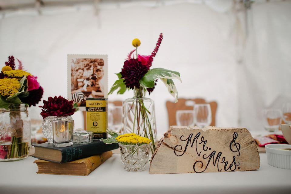 Wild Horse Inn Wedding –  Frasier, CO Florist