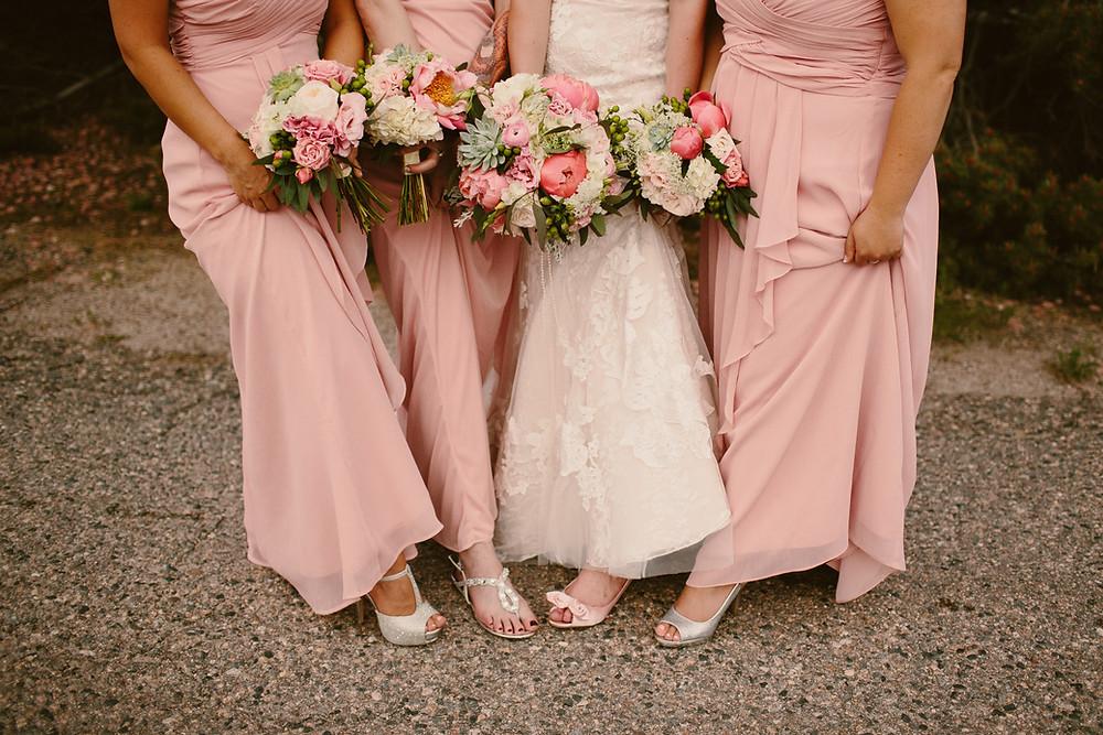 Denver Wedding Florist - Bridal Bouquets