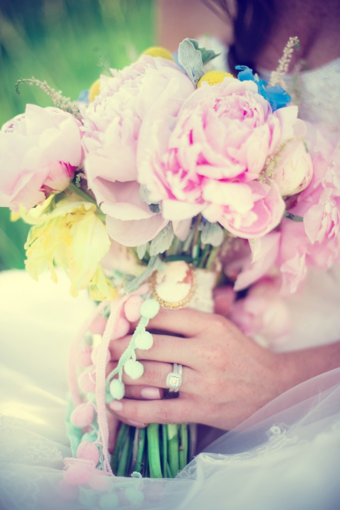 Chatfield Botanic Gardens Wedding - Florist