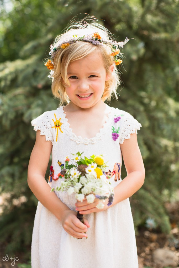 Bridal Bouquets Denver - Flowergirl Bouquet