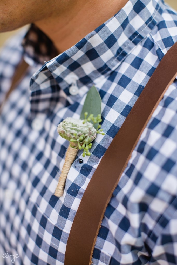 Wedding Florist for Boutineers in Lyons, Colorado
