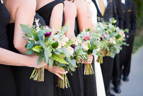 Bridal Bouquets by a Denver Florist