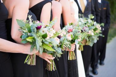 Bridal Bouquets by a Denver Florist