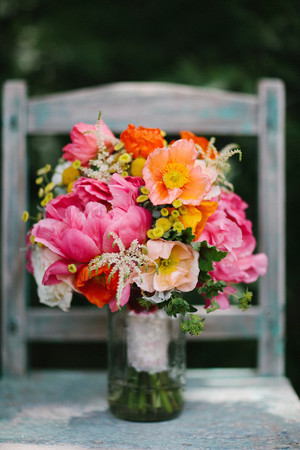 Bridal Bouquets Denver - Colorful