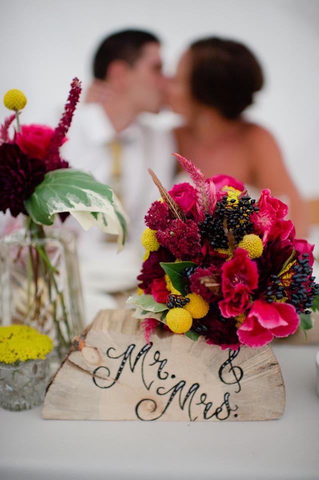 Wild Horse Inn Wedding –  Frasier, CO Flowers