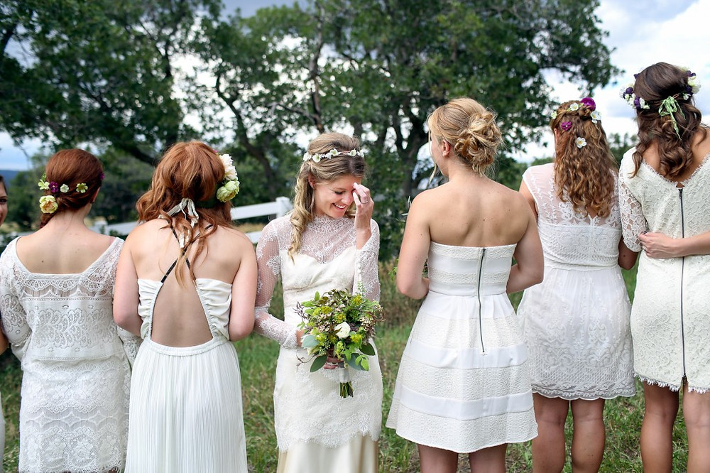 Denver, Colorado Wedding Florist at Crooked Willow Farms
