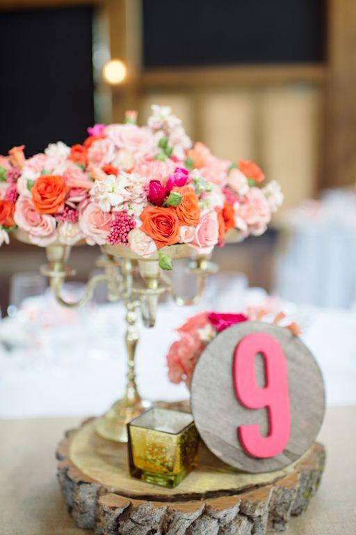 Donovan Pavilion in Vail, Colorado Wedding Flowers