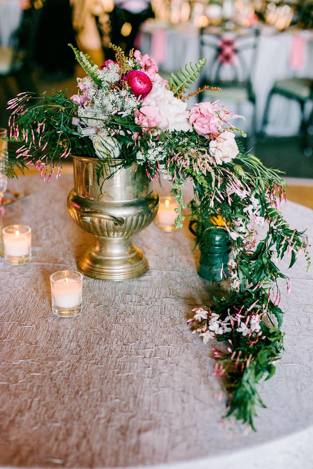 Denver Botanic Garden Wedding Florist
