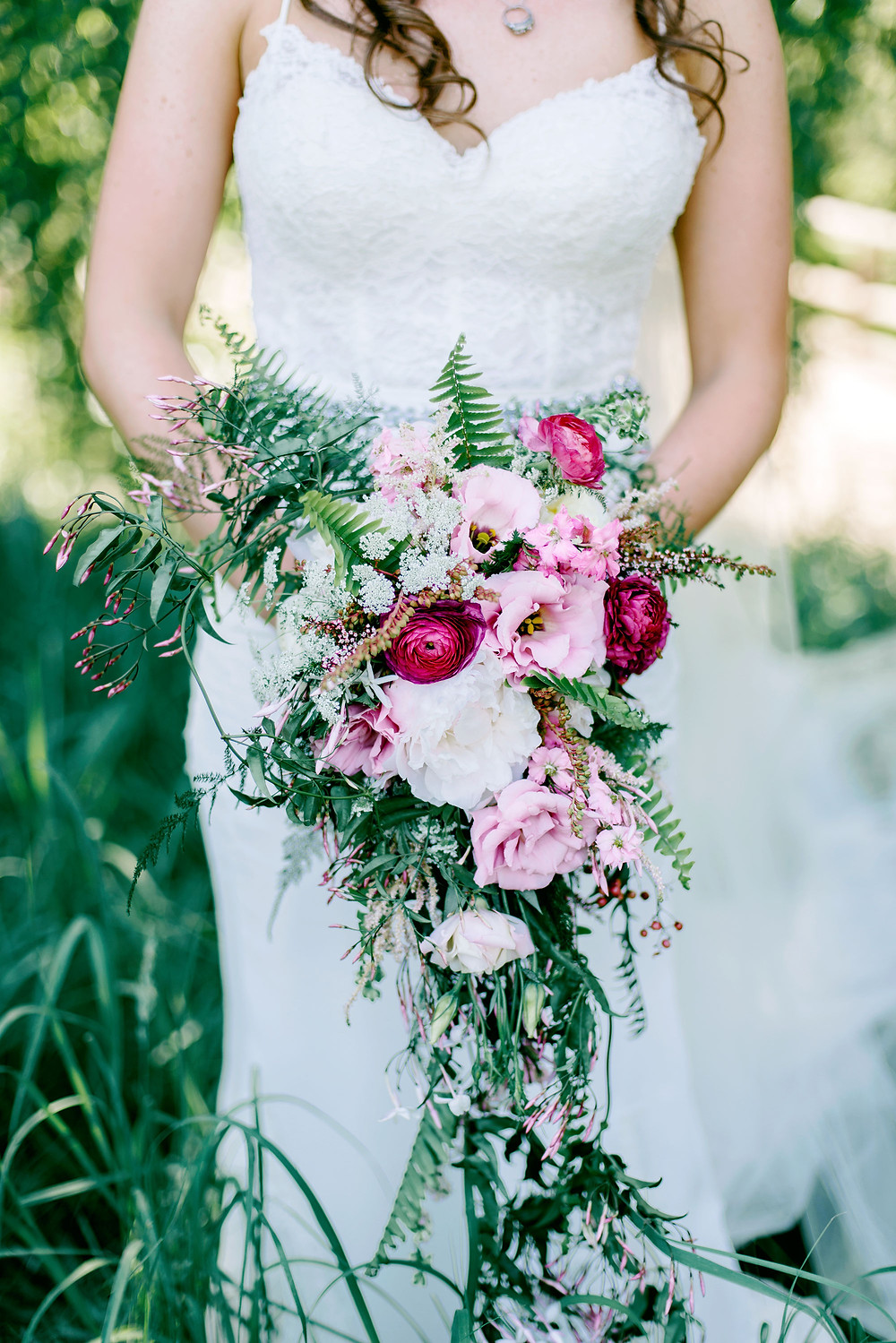 Denver Florist for your wedding at the Denver Botanic Gardens