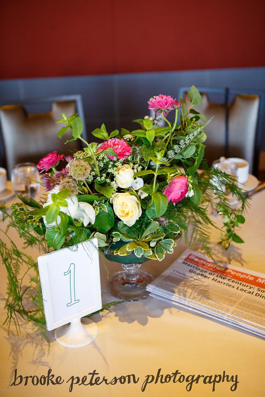 Mount Vernon Country Club •  Colorado Wedding Flowers