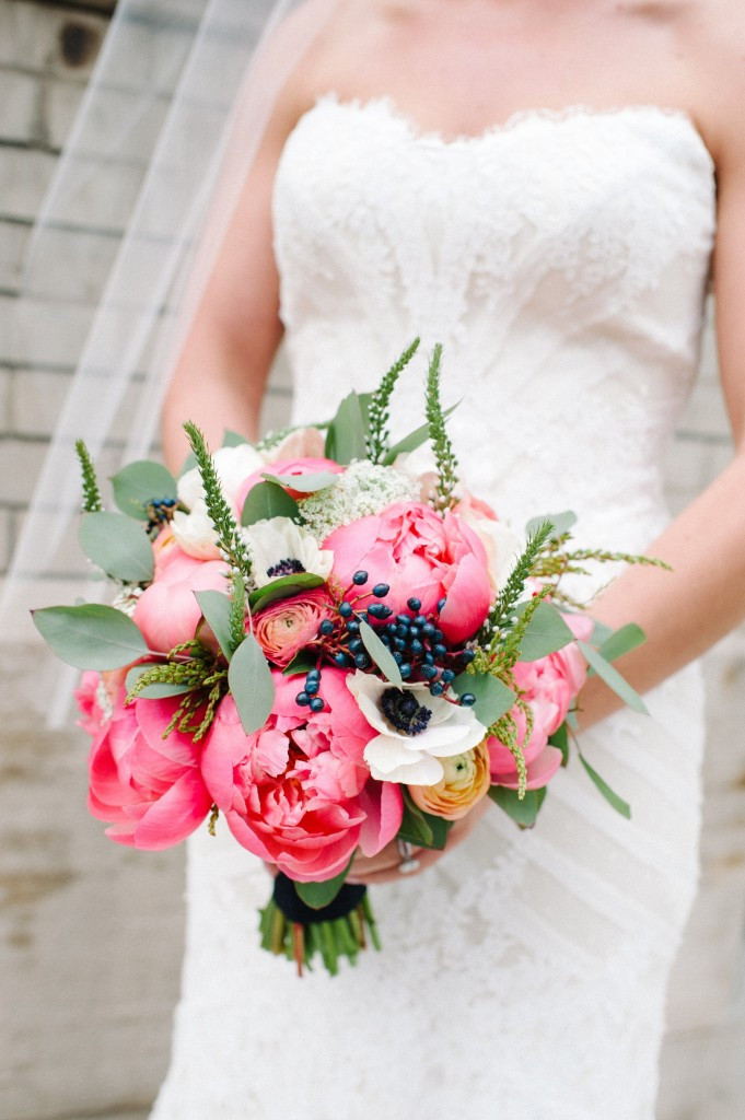 Bridal Bouquets Denver - Peonies