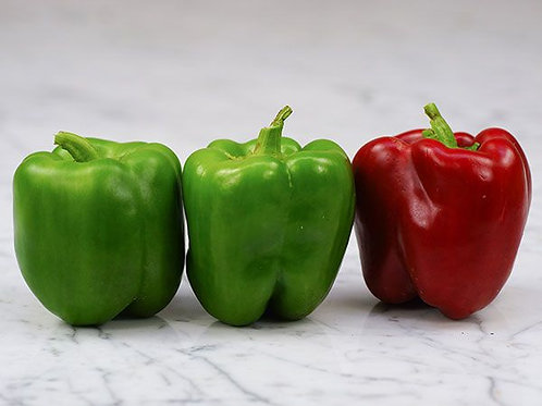 Bull Nose (Bell) Pepper
