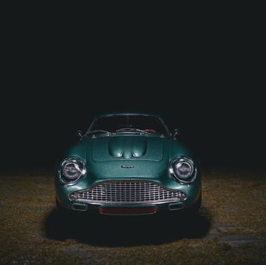 Aston Martin DB4 Zagato (British Racing