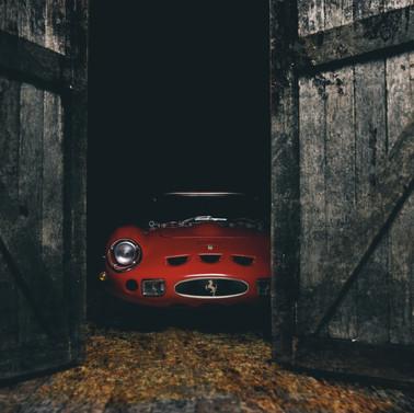 1962 Ferrari 250 GTO (Rosso Cina) (Large