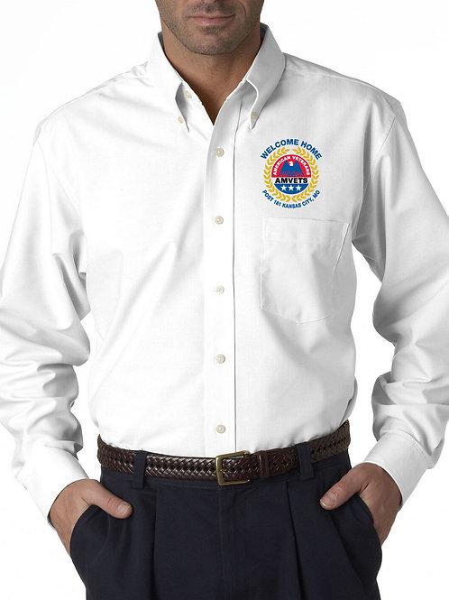 Men's Button Up LS Shirt
