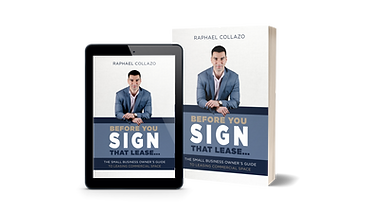 Before You Sign That Lease by Raphael Collazo